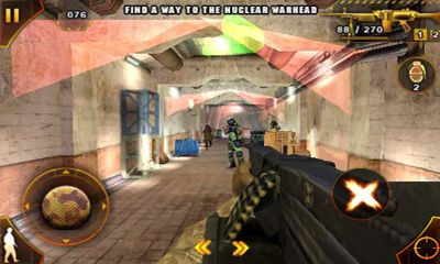 Resource for games: modern combat sandstorm hd android game.