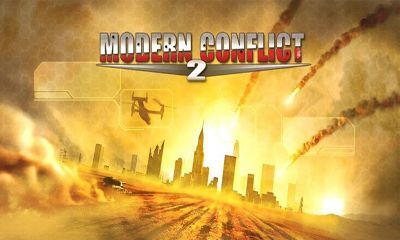 Modern Conflict 2 poster
