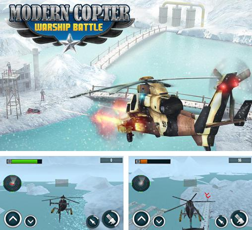 In addition to the game C.H.A.O.S Tournament HD for Android phones and tablets, you can also download Modern copter warship battle for free.