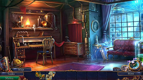 Screenshots do Modern tales: Age of invention - Perigoso para tablet e celular Android.