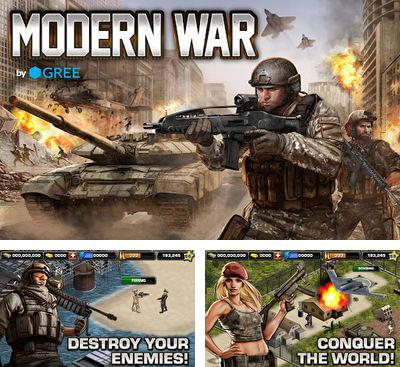 In addition to the game Hoverboard Hero for Android phones and tablets, you can also download Modern War Online for free.