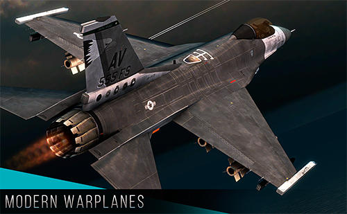 Modern warplanes for Android - Download APK free
