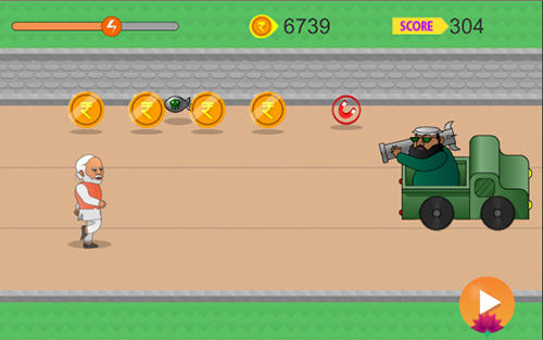 Screenshots von Modi: The game für Android-Tablet, Smartphone.