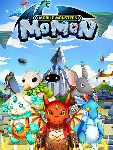 Momon: Mobile monsters обложка