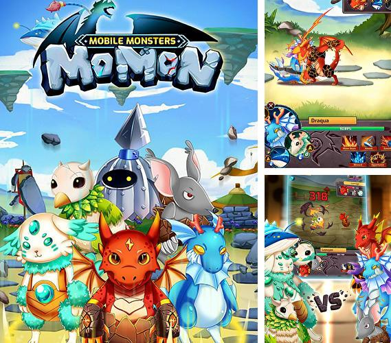 Momon: Mobile monsters