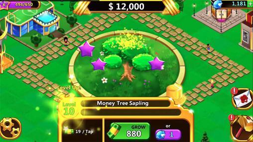 дерево игра на деньги