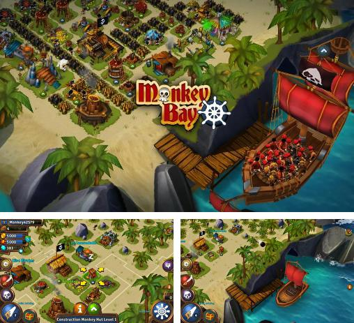 In addition to the game Spartan Wars Empire of Honor for Android phones and tablets, you can also download Monkey bay for free.