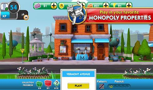 MONOPOLY: Bingo screenshot 1