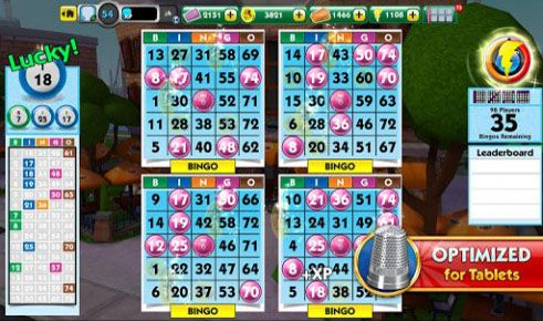 MONOPOLY: Bingo screenshot 3
