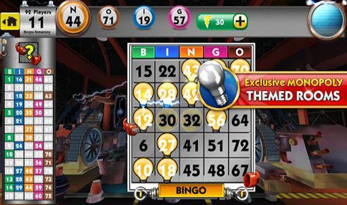 MONOPOLY: Bingo screenshot 4