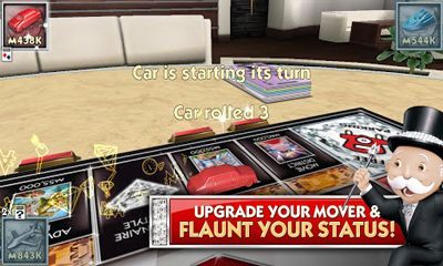 Screenshots do MONOPOLY Millionaire - Perigoso para tablet e celular Android.