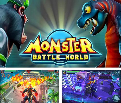Monster battle world