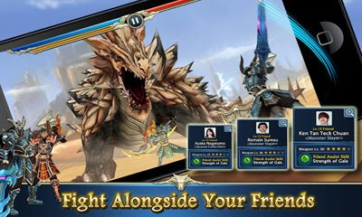 Download Monster Blade Android free game.