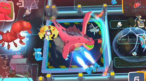 Juega a Monster blasters para Android. Descarga gratuita del juego Destructor de monstruos .