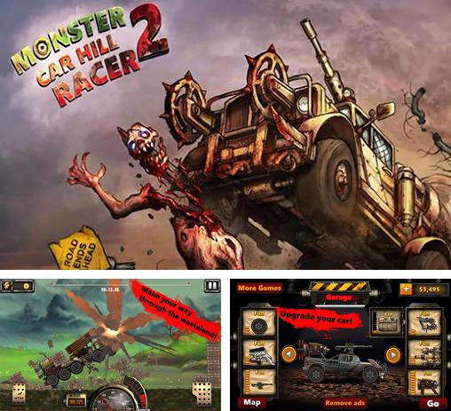 En plus du jeu Evasion du désert 2  pour téléphones et tablettes Android, vous pouvez aussi télécharger gratuitement Machine monstre: Coureur par les collines 2, Monster car: Hill racer 2.