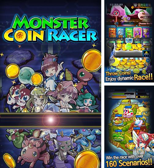 Monster coin racer