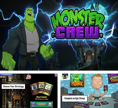 In addition to the game Sleep Walking for Android phones and tablets, you can also download Monster Crew for free.