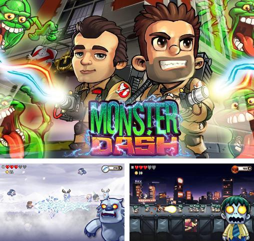 In addition to the game Colossatron for Android phones and tablets, you can also download Monster dash for free.