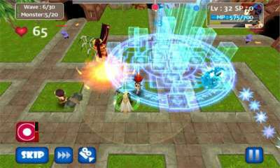 Monster Defense 3D Expansion screenshot 4