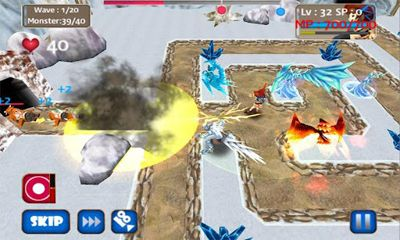Monster Defense 3D Expansion screenshot 5