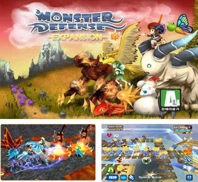 In addition to the game Cat vs Dog free for Android phones and tablets, you can also download Monster Defense 3D Expansion for free.