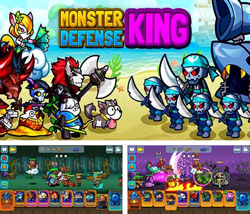 Monster defense king