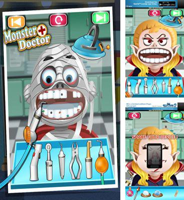 In addition to the game Color & Draw For Kids for Android phones and tablets, you can also download Monster Doctor - kids games for free.