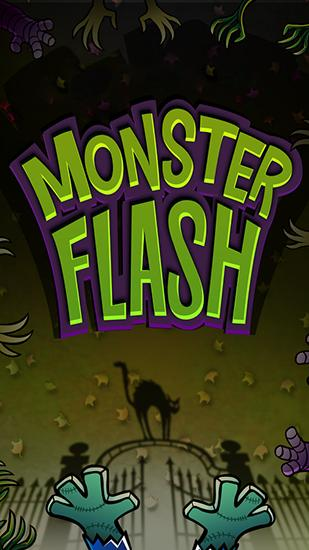 Monster flash poster