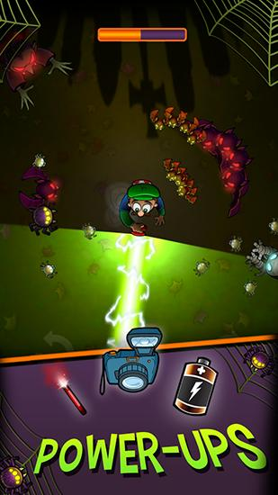 Monster flash screenshot 2