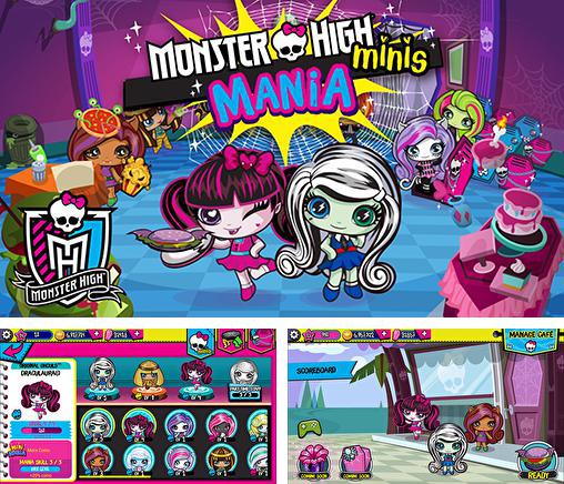 In addition to the game Monster high: Minis mania for Android, you can download other free Android games for Huawei Ascend P1.