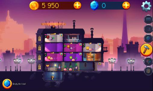 Screenshots von Monster hotel für Android-Tablet, Smartphone.