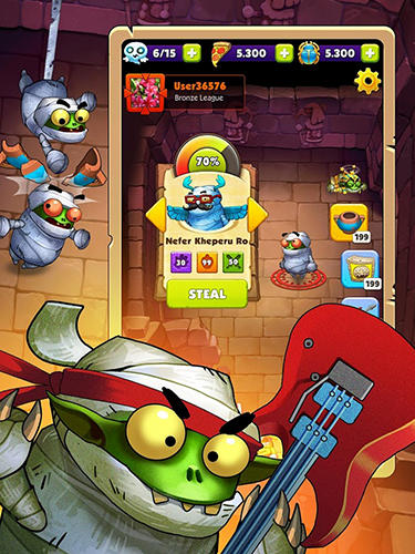 Monster hustle: Monster fun screenshot 1