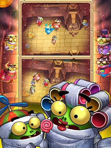 Monster hustle: Monster fun screenshot 5