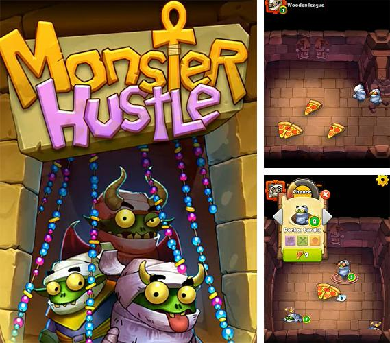 Monster hustle: Monster fun