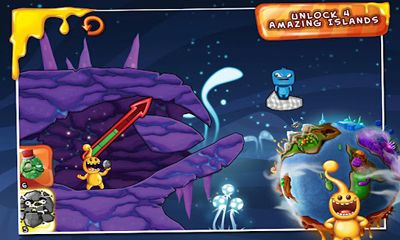 Download Monster Island Android free game.