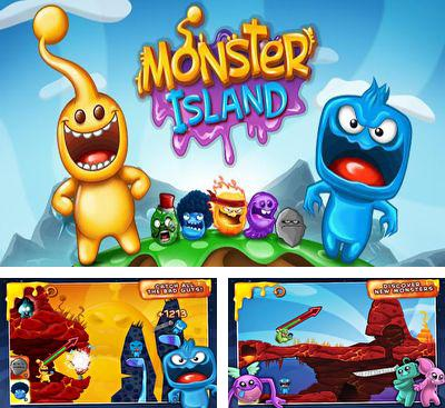 In addition to the game SkatinGirlz for Android phones and tablets, you can also download Monster Island for free.