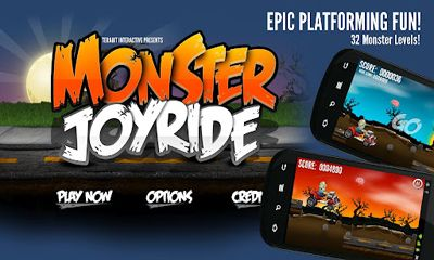 Monster Joyride poster