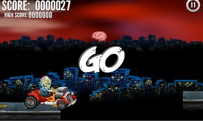 Monster Joyride screenshot 1