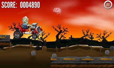 Monster Joyride screenshot 2