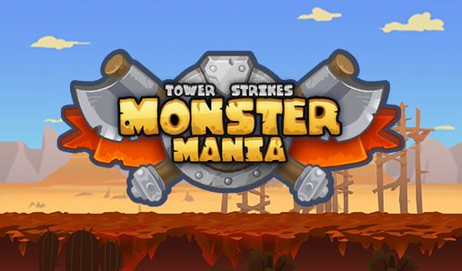 Monster mania: Tower strikes poster