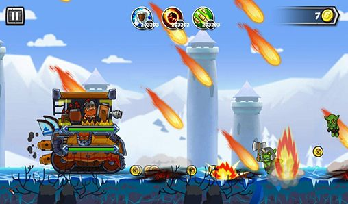 Monster mania: Tower strikes screenshot 3