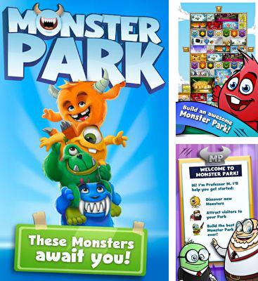 In addition to the game Electric Dude Deluxe for Android phones and tablets, you can also download Monster Park for free.