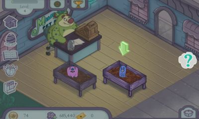 Download Monster Pet Shop Android free game.