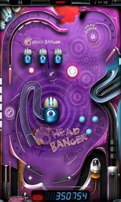 Download Monster Pinball HD Android free game.