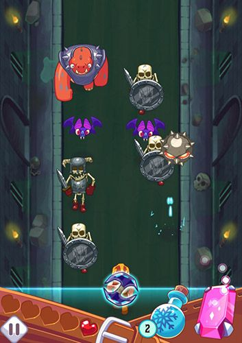 Juega a Monster slash para Android. Descarga gratuita del juego Destruir a los monstruos.