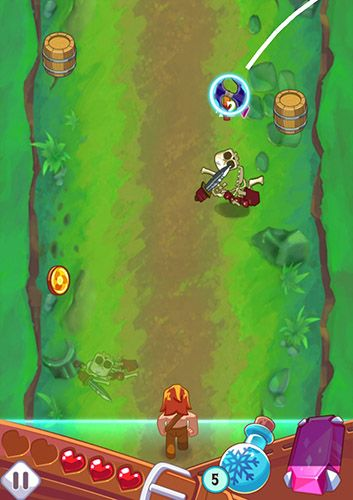 Monster slash screenshot 4