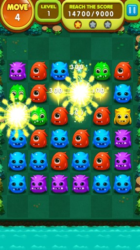 Kostenloses Android-Game Monster Splash. Vollversion der Android-apk-App Hirschjäger: Die Monster splash für Tablets und Telefone.