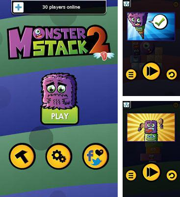 In addition to the game Ninja Run Online for Android phones and tablets, you can also download Monster Stack 2 for free.