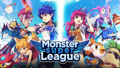descargar monster super league mod apk