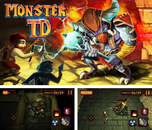 In addition to the game Deadly Dungeon for Android phones and tablets, you can also download Monster TD for free.